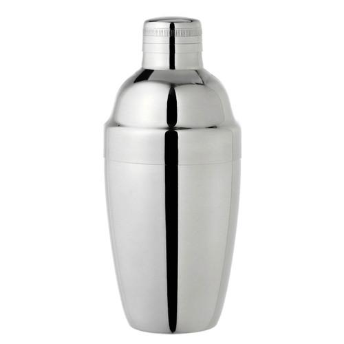 Elder Stainless Steel Cobbler Cocktail Shaker 750ml (25.3 oz)