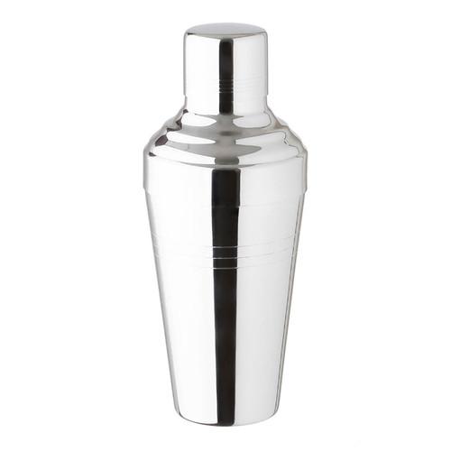Yukiwa Stainless Steel Micro Bubble Baron Cobbler Cocktail Shaker 1000ml (33.8 oz)
