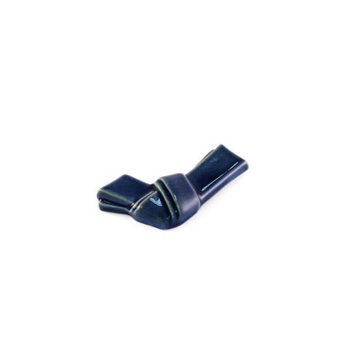 Cobalt Blue Knot Chopstick Rest