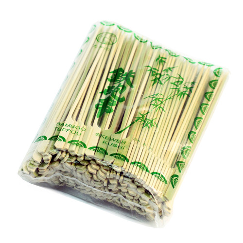 "Bamboo Teppogushi Skewers (250/pack) 7"""