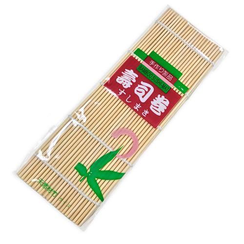 """Bamboo Makisu Sushi Rolling Mat 9.5"""" x 9.5"""""""