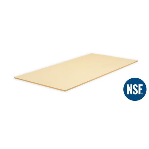 """Hasegawa Soft Rubber Cutting Board 23.5"""" x 11.8"""" x 0.38"""" ht"""