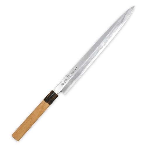 """Tsukiji Masamoto White Steel 1 Fuguhiki 270mm (10.6"""")"""