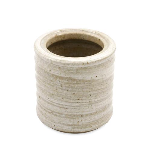 Seiji Brushstroke Ceramic Sake Warmer / Cooler 27 fl oz for Warm Sake Set