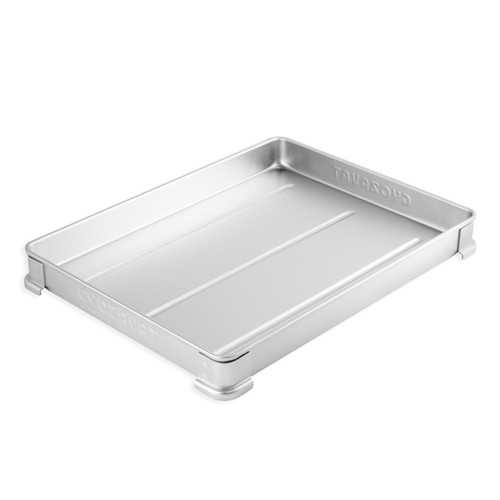 Aluminum Stackable Container for Gyoza