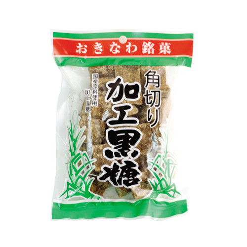 Okinawa Kakugiri Kokuto Brown Sugar 6.3 oz / 180 g