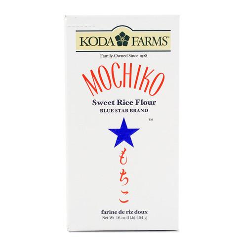 Blue Star Brand Mochiko Sweet Rice Flour 16 oz / 454 g (1LB)