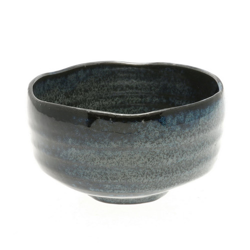 "Matcha Tea Bowl Midnight Blue 20 fl oz / 5.12"" dia"