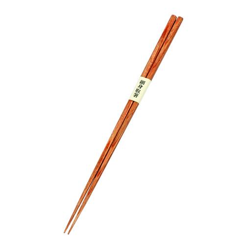 Birch Light Brown Slim Serving Chopsticks