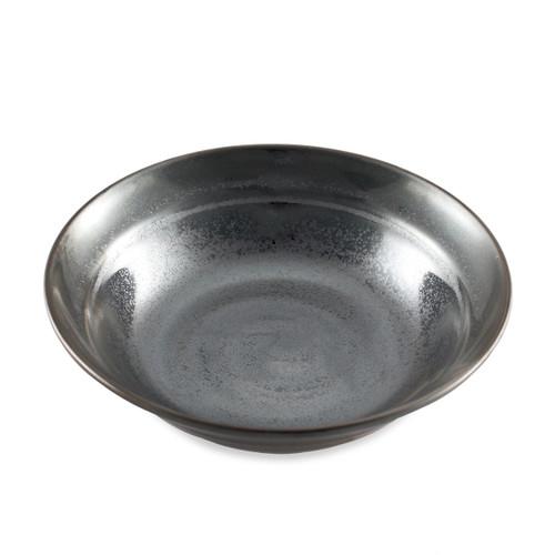 "Pearl Black Bowl 9 fl oz / 5.39"" dia"