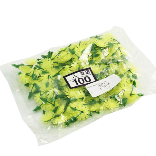 [Clearance] Mini Kiku Flower Baran (100pcs/pack)
