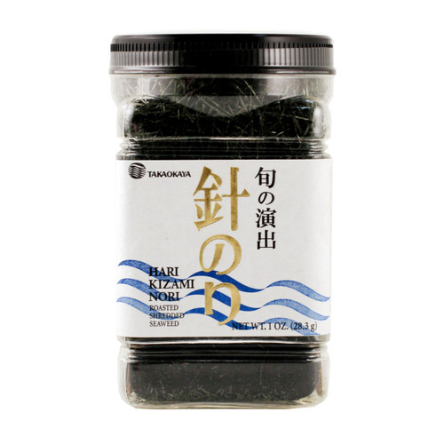 Takaokaya Roasted Shredded Seaweed Kizami Nori