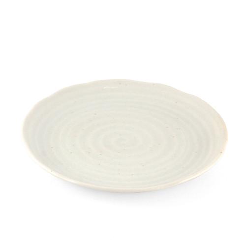 "Kobiki Ivory Salad Plate 8.5"" dia"