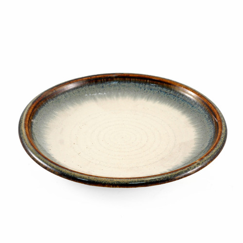 "Kinyo Sabi Rimmed Side Plate 5.67"" dia"