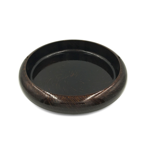 20% Off with code MTCSUSHI20 - Silk Brown Brushstroke Sushi Serving Tray (Sushi Oke)