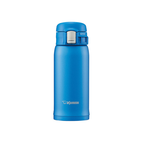 Zojirushi Stainless Steel Travel Mug 12 fl oz Matte Blue SM-SD36-AM
