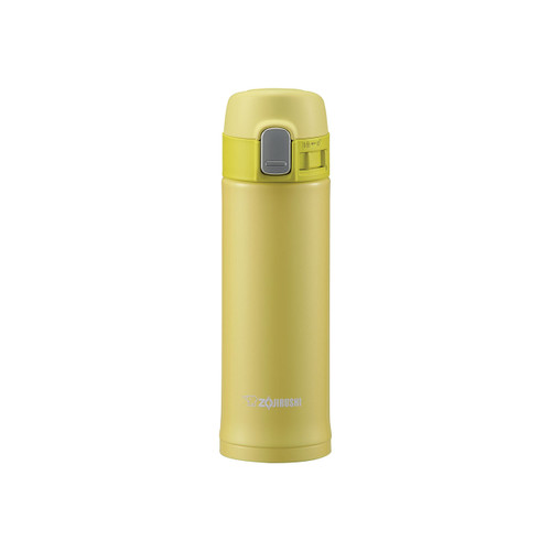 Zojirushi Stainless Steel Travel Mug 10 fl oz Lime Yellow SM-PB30-YP