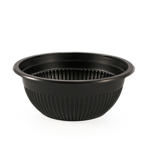Black Take Out Bowl No Lid 36 fl oz (50/pack)