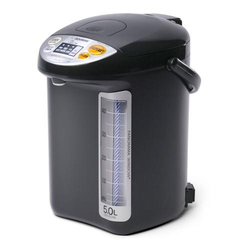 Zojirushi 5 L Panorama Window Water Boiler & Warmer Dispensing Pot CD-LTC50