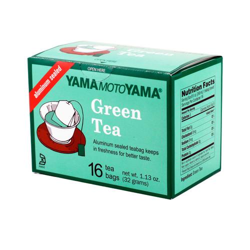 Yamamotoyama Sencha Green Tea 16 Tea Bags