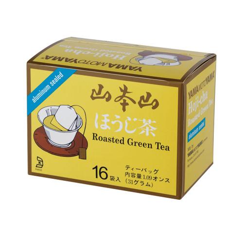 Yamamotoyama Houji-Cha Roasted Green Tea 16 Tea Bags