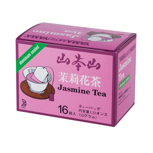 Yamamotoyama Jasmine Green Tea 16 Tea Bags