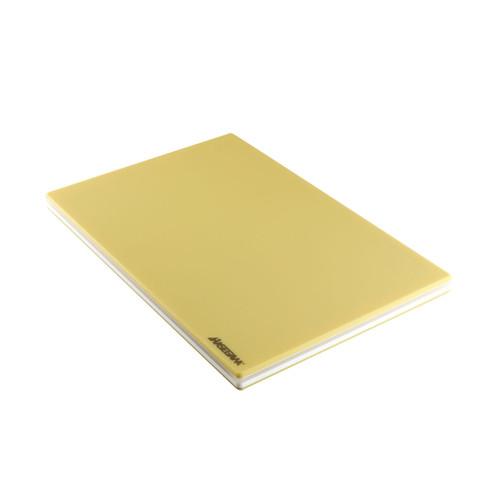 "Hasegawa Wood Core Soft Rubber Cutting Board 15.4"" x 10.2"" x 0.8"" ht"