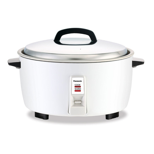 Panasonic 23 Cup NSF Rice Cooker with Non-stick Coated Pan SR-GA421FH