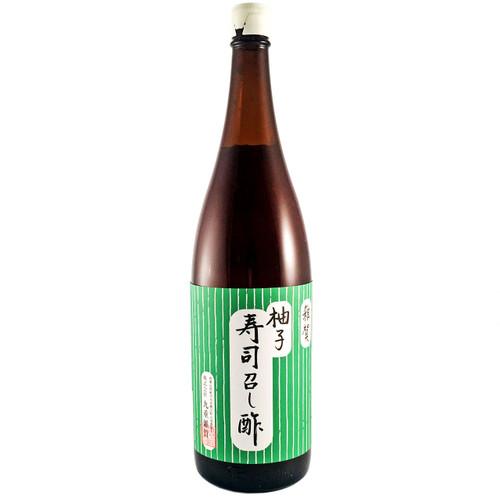 Saika Sushi Vinegar with Yuzu Japanese Citrus 60.8 fl oz / 1800ml