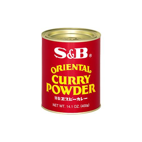 S&B Spicy Curry Powder 14.1 oz / 400g