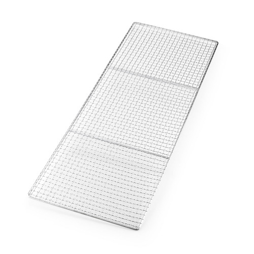 "Cross Wire Mesh Replacement for Charcoal Grill Extra Large 36.25"" x 13.75"""