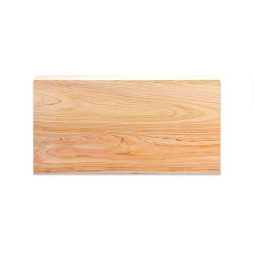 "[NEW] Hinoki (Japanese Cypress) Cutting Board Extra Thick 18.9"" x 9.4"" x 1.8"" ht"