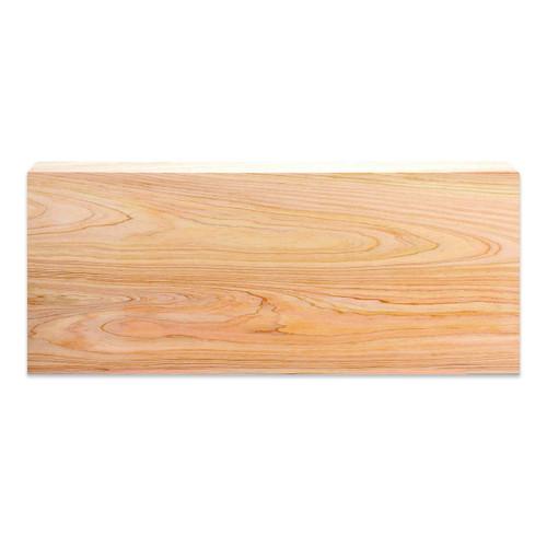 "[NEW] Hinoki (Japanese Cypress) Cutting Board Extra Thick 23.6"" x 10.6"" x 1.8"" ht"