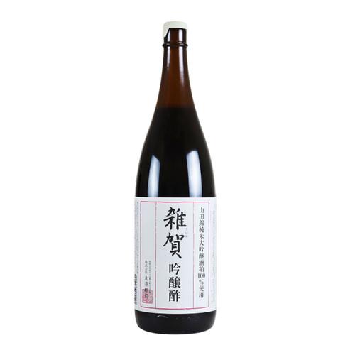 Saika Ginjyo Akazu Rice Vinegar 60.8 fl oz / 1800ml