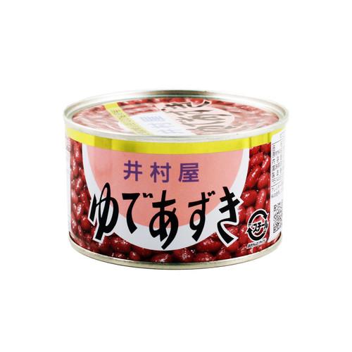 Imuraya Yude Azuki Precooked Red Adzuki Beans (430g)