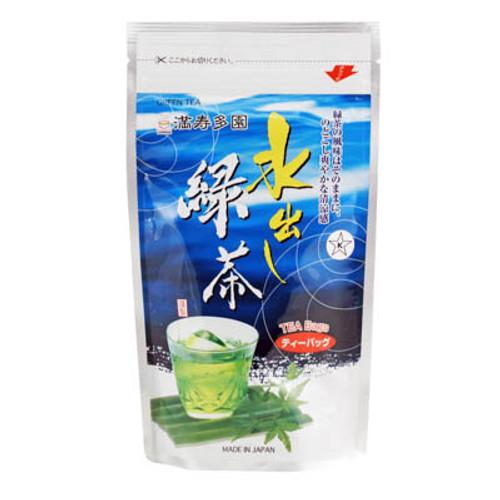 Takaokaya Cold Brew Green Tea 15 Tea Bags