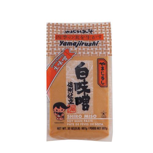 Yamajirushi Shiro Nama Miso 2 lbs (907g)