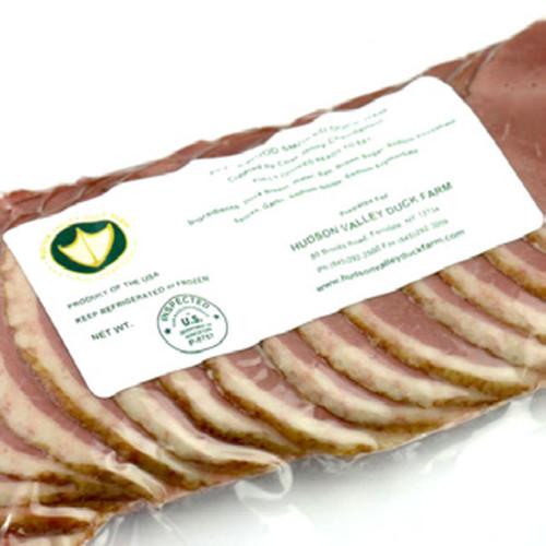 Hudson Valley Frozen Smoked Duck Ham 8 oz (227g)