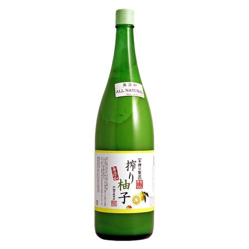 Squeezed Yuzu Citrus Juice Unsalted 60.8 fl oz / 1800ml
