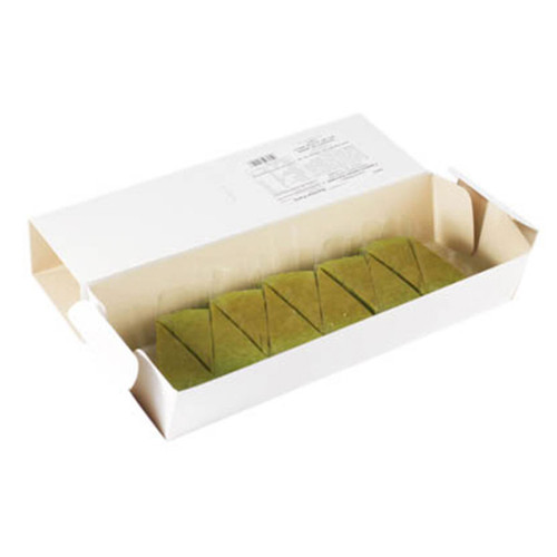 Frozen Baked Green Tea Cheese Cake 12 slices/box
