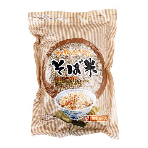 Soba Mai Buckwheat Rice 17.6 oz (500g)