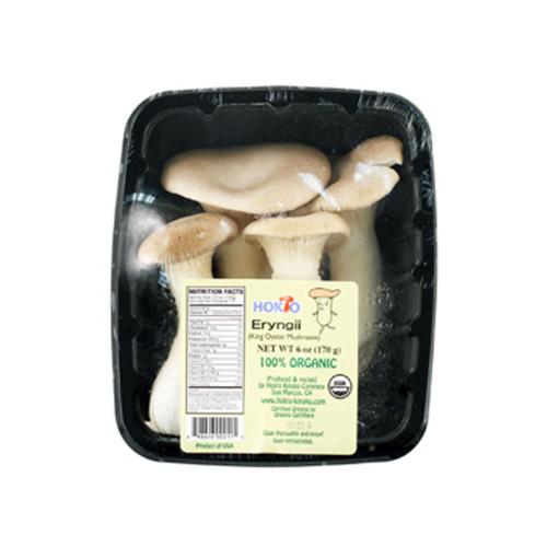 Hokto Organic Eryngi Mushroom 6 oz (170g)
