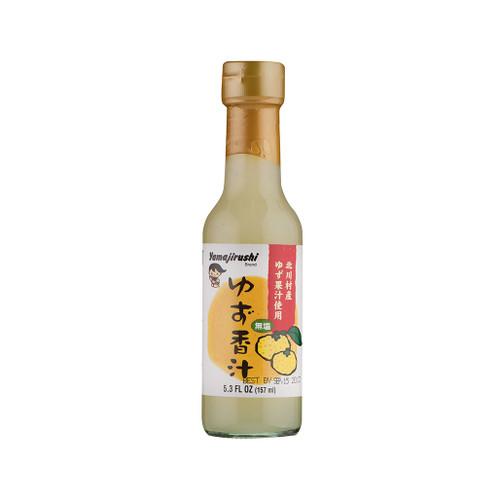 Yamajirushi Yuzu Citrus Juice Unsalted 5.3 fl oz (157ml)