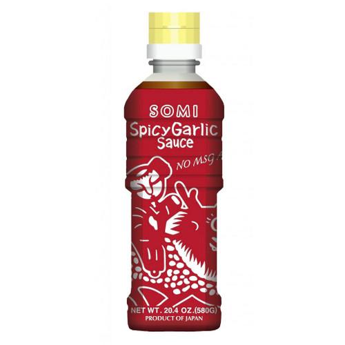 Somi No-MSG Spicy Garlic Sauce 20.4 oz (580g)