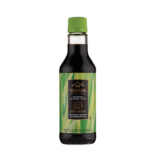 Yamasa Genen Low Sodium Soy Sauce 15.5 fl oz (459ml)
