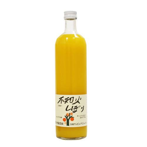 100% Shiranui Mandarin Citrus (Dekopon) Squeezed Juice 25.4 fl oz (750ml)