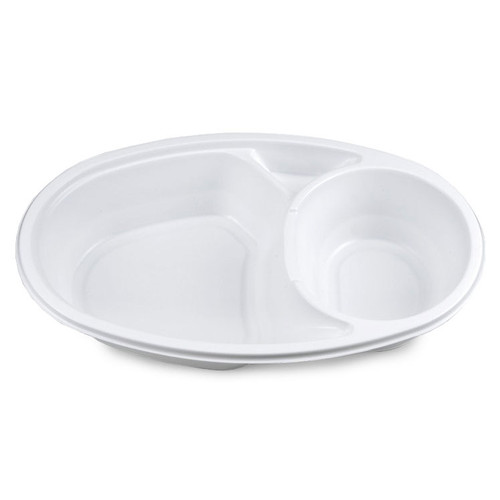 BF-213 Takeout Tray for Curry (50/pack) - No Lid