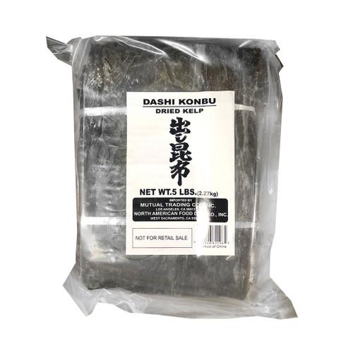Miyako Dashi Kombu Dried Kelp 80 oz (2.26kg)