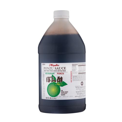 Miyako Ponzu Sauce Ajipon 64 fl oz (1890ml)