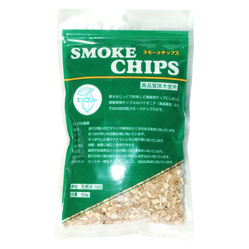 [New] Smoking Wood Chips (Hickory) 100g